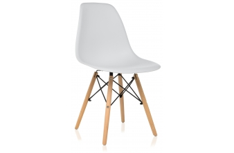 Стул Eames PC-015 white