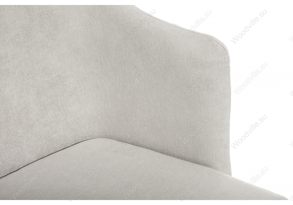 Стул Lans light grey fabric